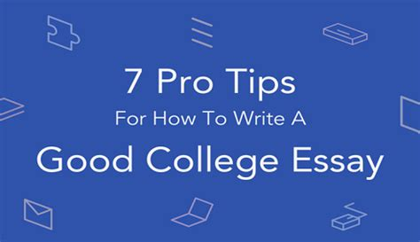 Write College Essay Well in 10 Minutes or Less